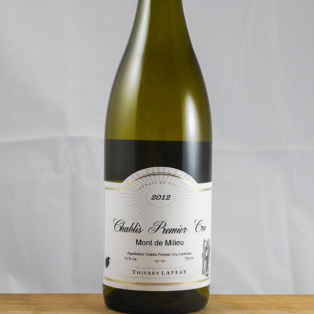 Mont de Milieu Chablis 1er Cru Chardonnay 2012