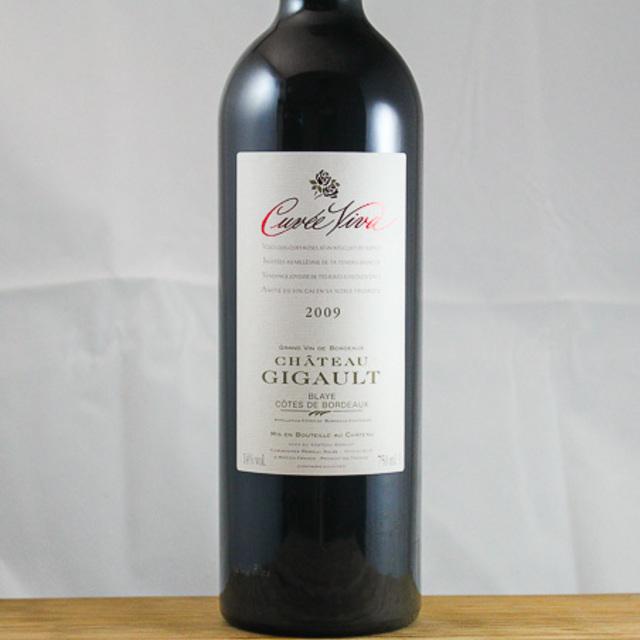 Cuvée Viva Premières Côtes de Blaye Red Bordeaux Blend 2009