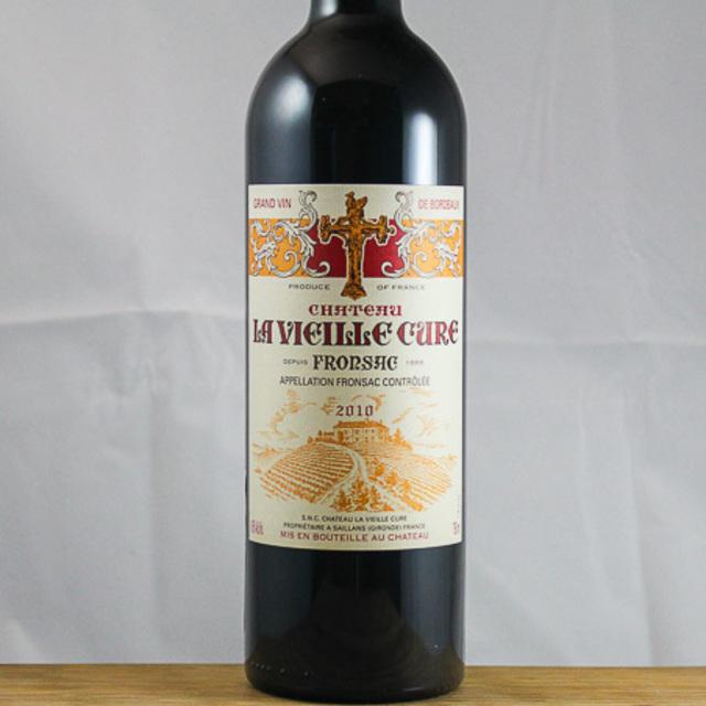 Fronsac Red Bordeaux Blend 2010