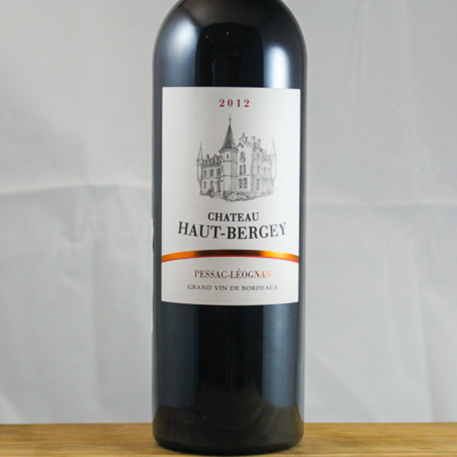 Pessac-Léognan Red Bordeaux Blend 2012