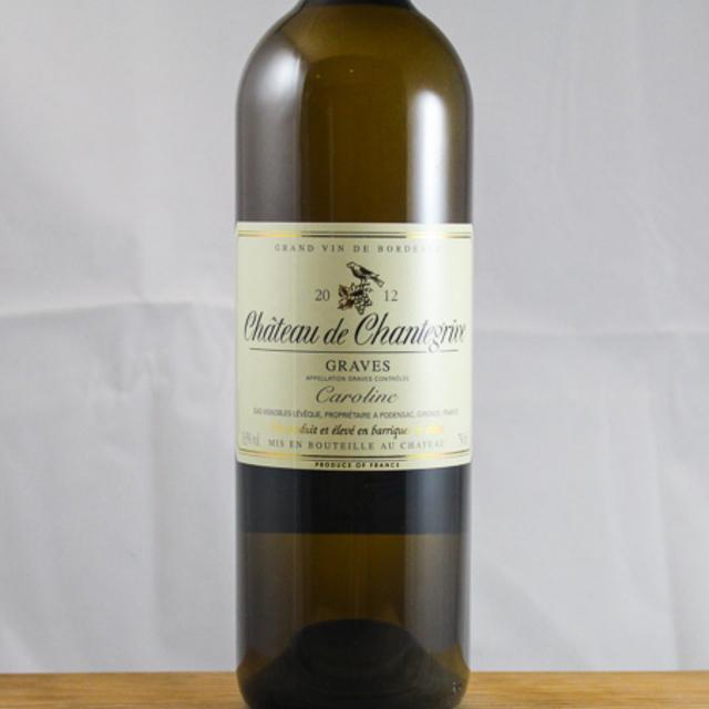Cuvée Caroline Graves Sémillon-Sauvignon Blanc Blend 2012