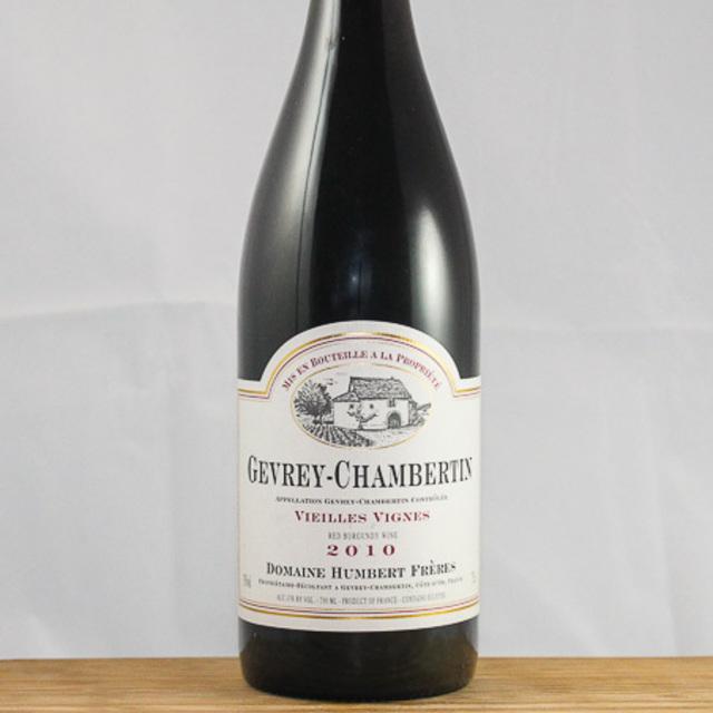 Vieilles Vignes Gevrey-Chambertin Pinot Noir 2010