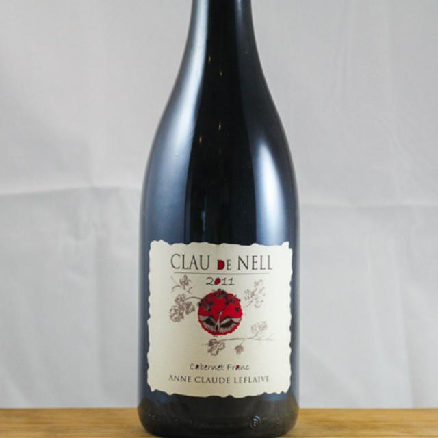 Clau de Nell Anjou Cabernet Franc 2011