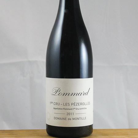 Domaine de Montille Les Pèzerolles Pommard 1er Cru Pinot Noir 2001