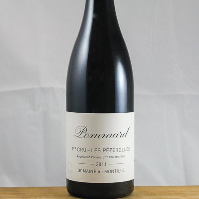 Les Pèzerolles Pommard 1er Cru Pinot Noir 2011