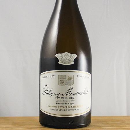 Comtesse Bernard de Cherisey Hameau de Blagny Puligny-Montrachet 1er Cru Chardonnay 2007