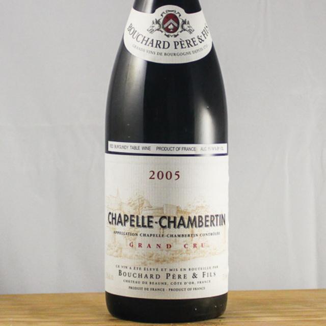 Chapelle-Chambertin Grand Cru Pinot Noir 2005