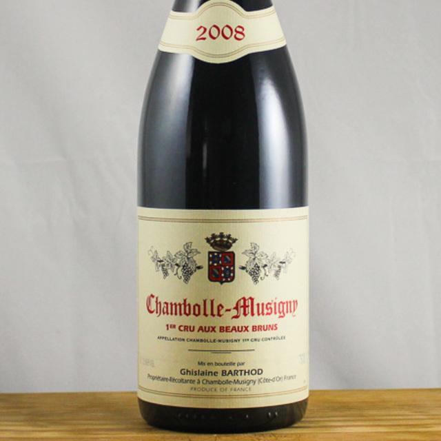 Aux Beaux Bruns Chambolle-Musigny 1er Cru Pinot Noir 2009