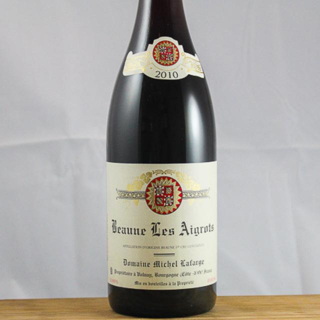 Les Aigrots Beaune 1er Cru Pinot Noir 2010