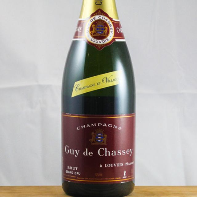 Brut Grand Cru Champagne 2002