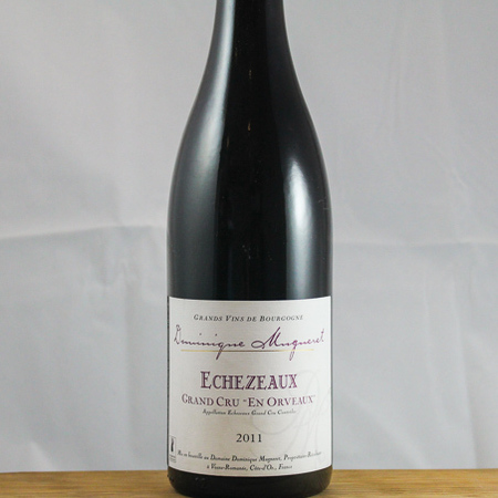 """Domaine Dominique Mugneret """"En Orveaux"""" Echezeaux Grand Cru Pinot Noir 2011"""