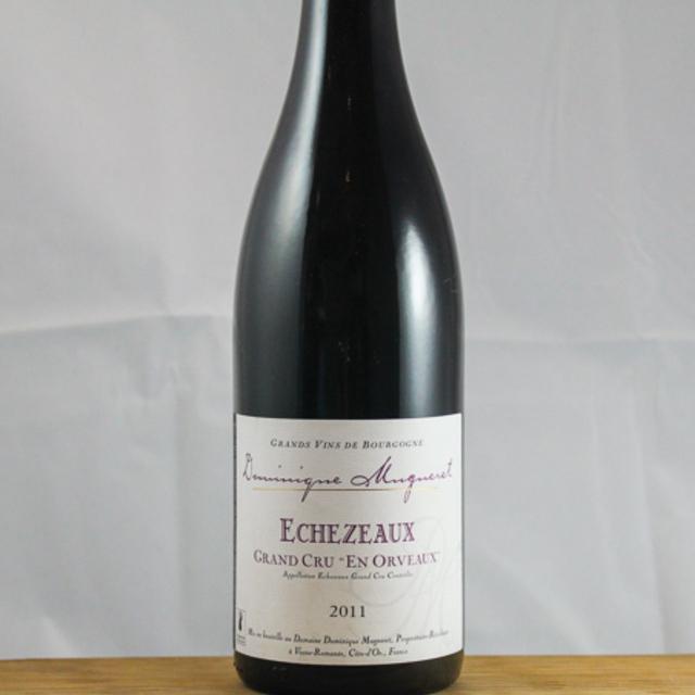 """En Orveaux"" Echezeaux Grand Cru Pinot Noir 2011"