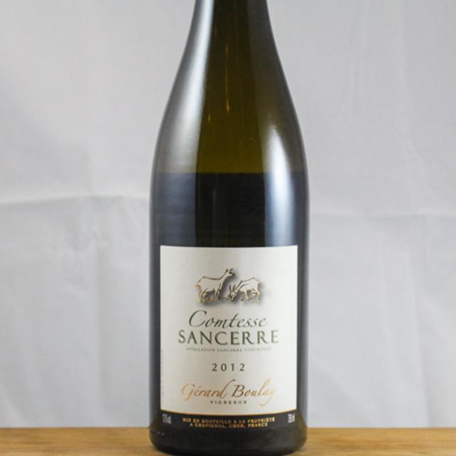 Sancerre Chavignol Sauvignon Blanc 2012