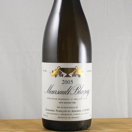 Domaine François et Antoine Jobard Meursault-Blagny 1er Cru Chardonnay 2005