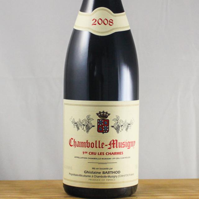 Les Charmes Chambolle-Musigny 1er Cru Pinot Noir 2006
