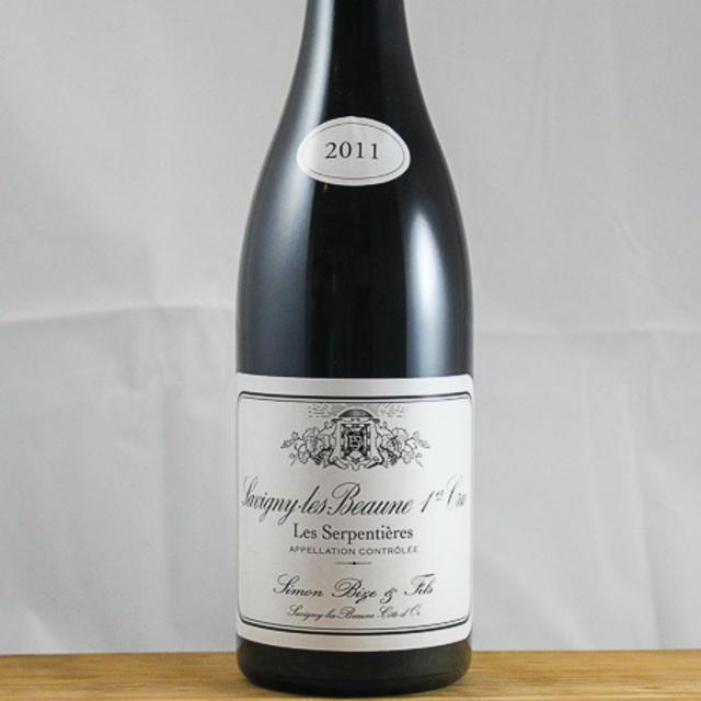 Les Serpentières Savigny-lès-Beaune 1er Cru Pinot Noir 2012