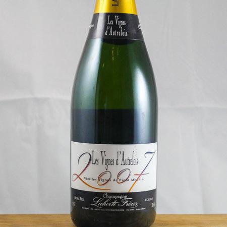 Laherte Frères Les Vignes d'Autrefois Vieilles Vignes Extra Brut Champagne Pinot Meunier 2007