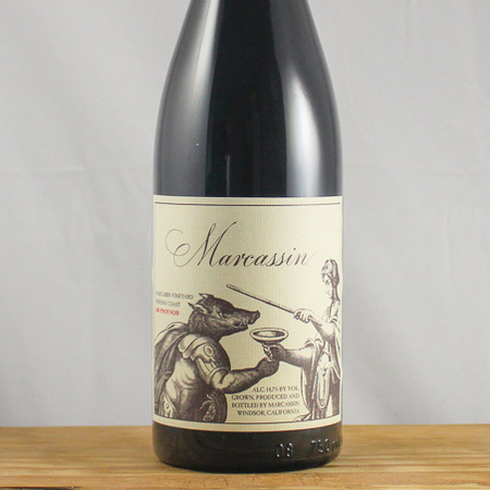 Marcassin Marcassin Vineyard Pinot Noir 2000