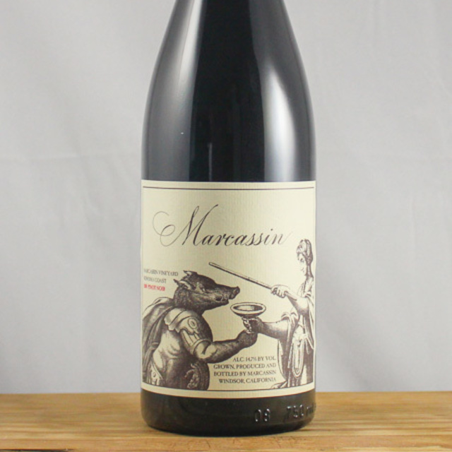 Marcassin Vineyard Pinot Noir 2000