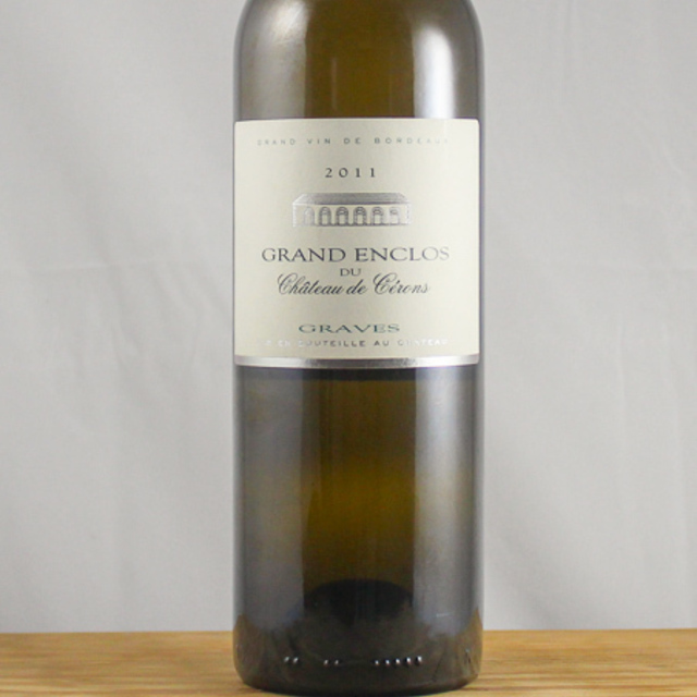 Graves Sémillon-Sauvignon Blanc Blend 2011