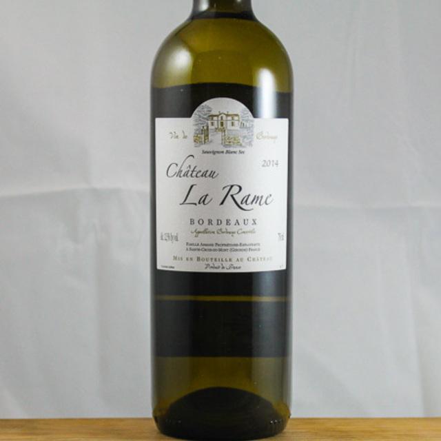 Bordeaux Sauvignon Blanc 2014