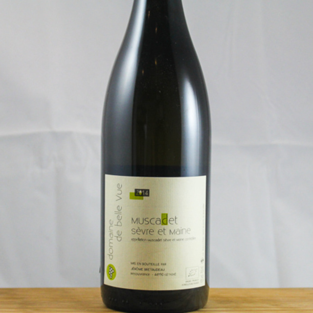 Muscadet de Sèvre-et-Maine Melon de Bourgogne 2014