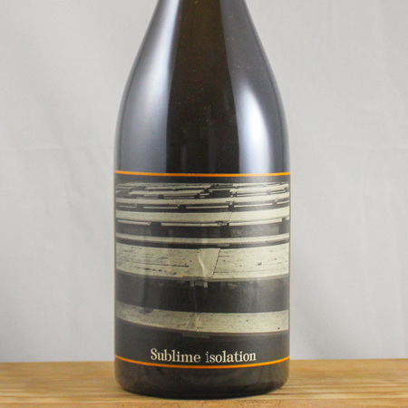 Sine Qua Non Sublime Isolation White Rhone Blend 2003