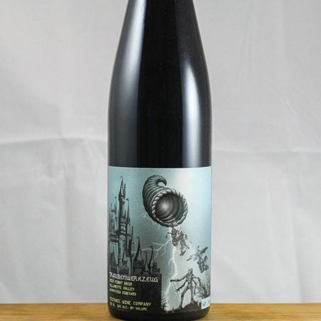 Teutonic Wine Company Traubenwerkzeug Quarryview Vineyard Pinot Noir 2010