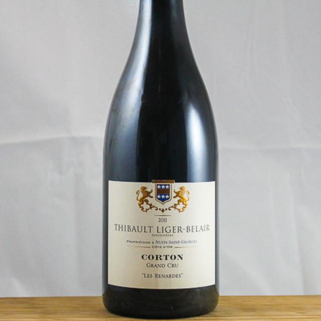 Les Renardes Corton Grand Cru Pinot Noir 2011