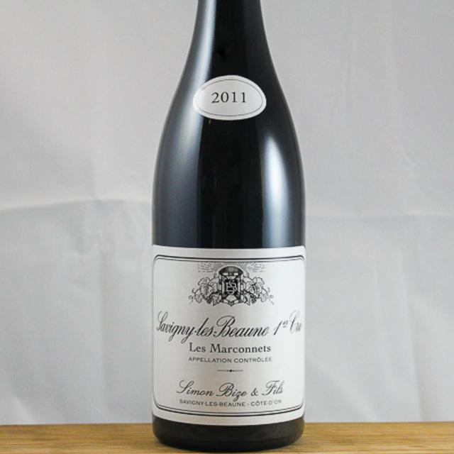 Les Marconnets Savigny-lès-Beaune 1er Cru Pinot Noir 2011