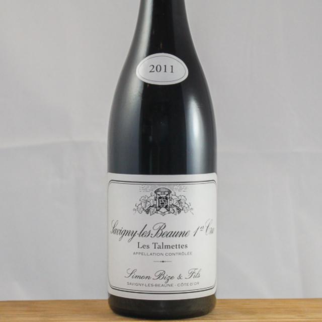Les Talmettes Savigny-lès-Beaune 1er Cru Pinot Noir 2013