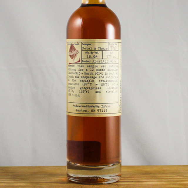 Petal & Thorn Aperitif Pinot Gris NV (375ml)