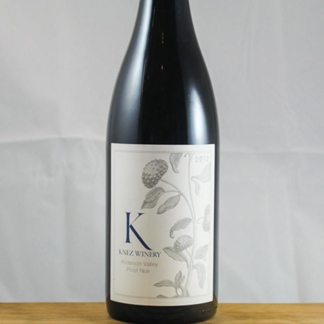 Anderson Valley Pinot Noir 2012
