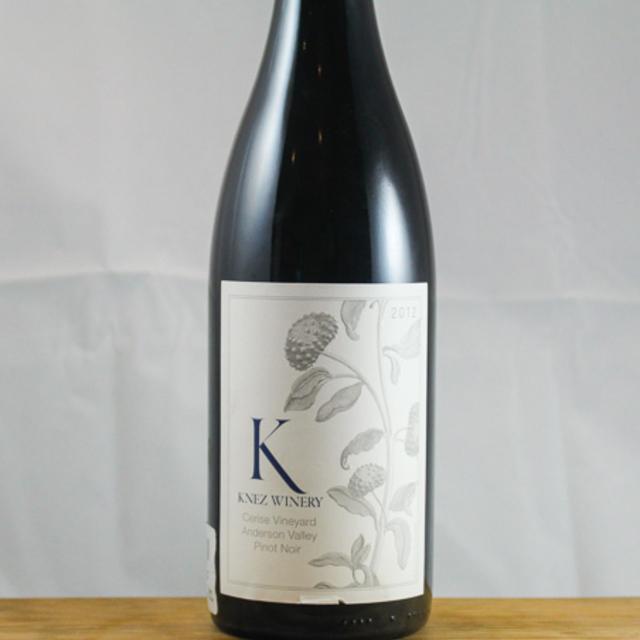 Cerise Vineyard Anderson Valley Pinot Noir Rosé  2012