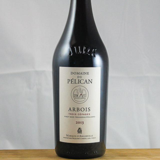 Trois Cépages Arbois Pinot Noir Blend 2013