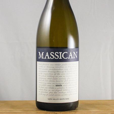 Massican Annia Napa Valley Tocai Friulano Blend 2015