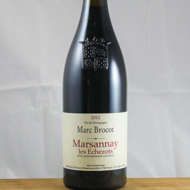 Les Echezots Marsannay Pinot Noir 2012
