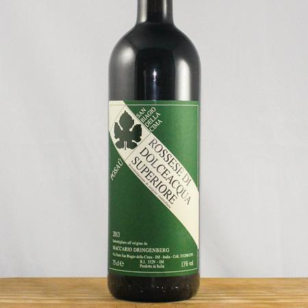 Azienda Agricola Maccario - Dringenberg Posaú Superiore Rossese di Dolceacqua  2015