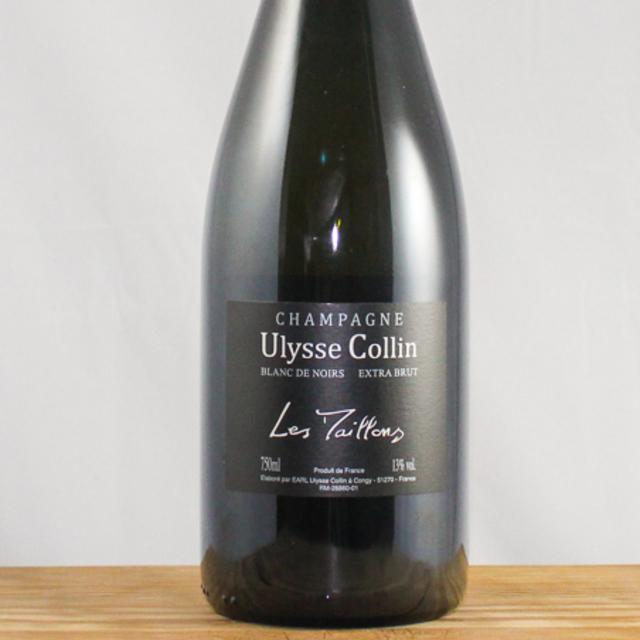 Les Maillons Extra Brut Blanc de Noirs Champagne Pinot Noir 2012