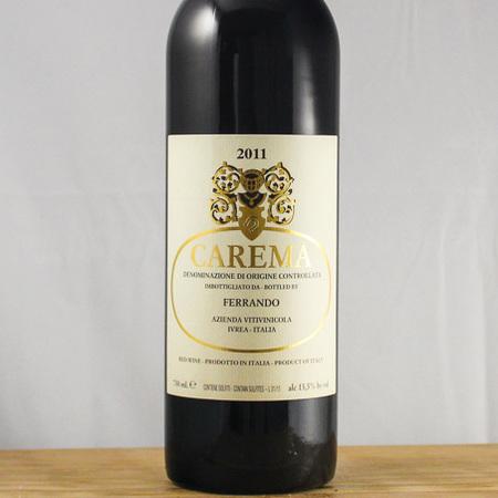 Ferrando Vini Etichetta Bianca (White Label) Carema Nebbiolo 2012
