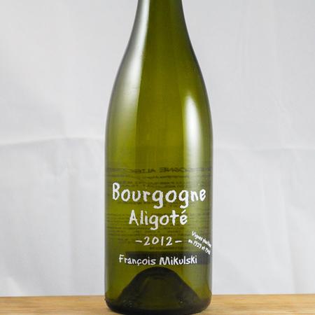 François Mikulski Bourgogne Aligoté  2015