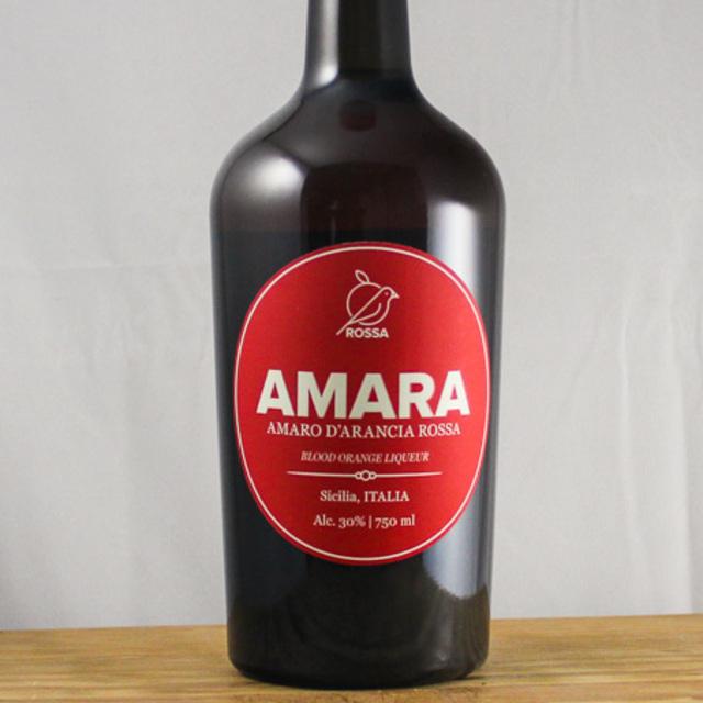 Amara Amaro d' Arancia Orange Liqueur NV