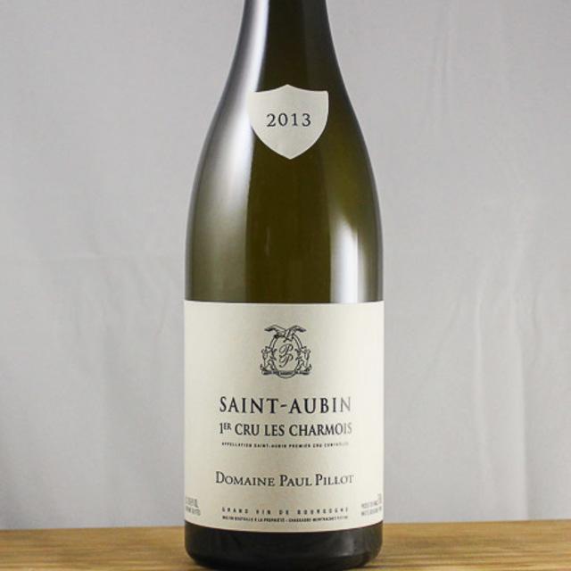 Les Charmois Saint-Aubin 1er Cru Chardonnay 2014