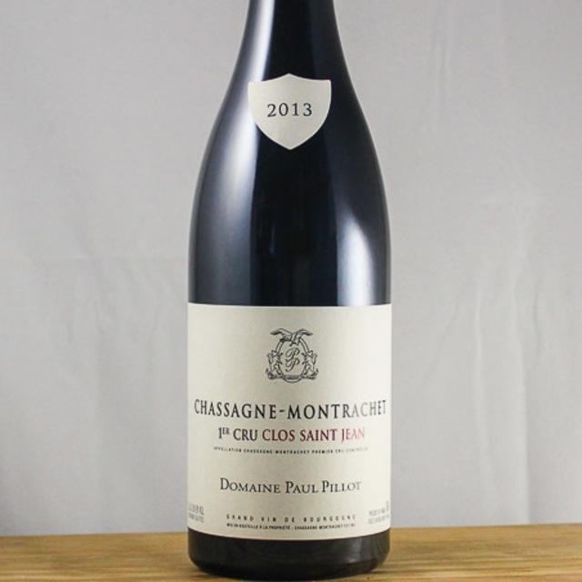 Clos St. Jean Chassagne-Montrachet 1er Cru Chardonnay 2013