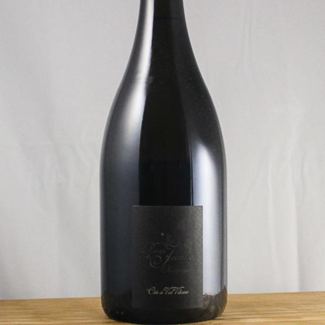 Roses de Jeanne Côte de Val Vilaine Brut Blanc de Noirs Champagne Pinot Noir 2014