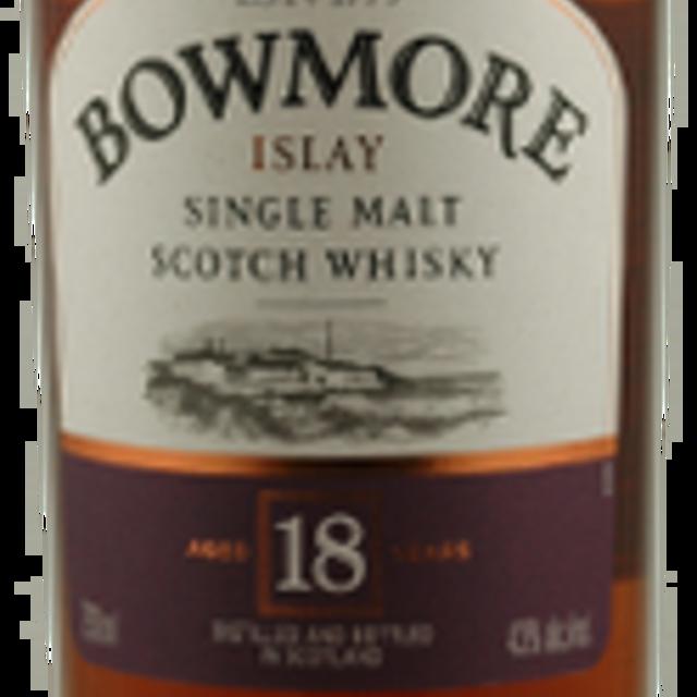 Aged 18 Years Islay Single Malt Scotch Whisky NV