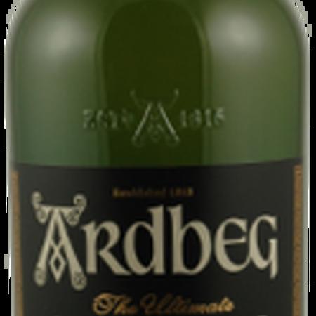 Ardbeg The Ultimate 10 Years Old Islay Single Malt Scotch Whisky NV