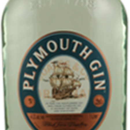 Plymouth Gin  NV (1000ml)