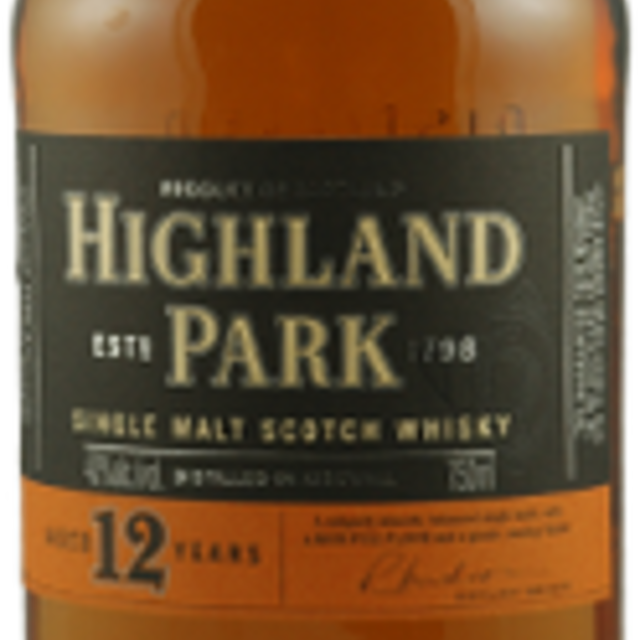 Aged 12 Years Single Malt Scotch Whisky NV