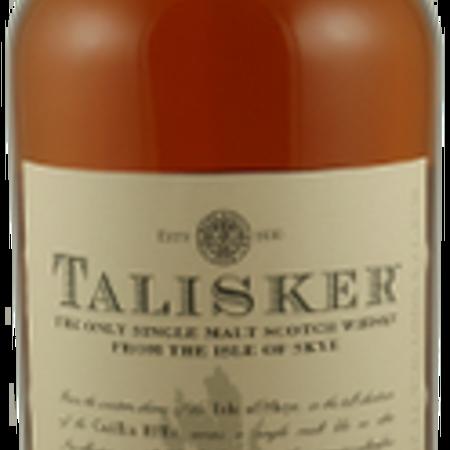 Talisker Aged 10 Years Single Malt Scotch Whisky NV
